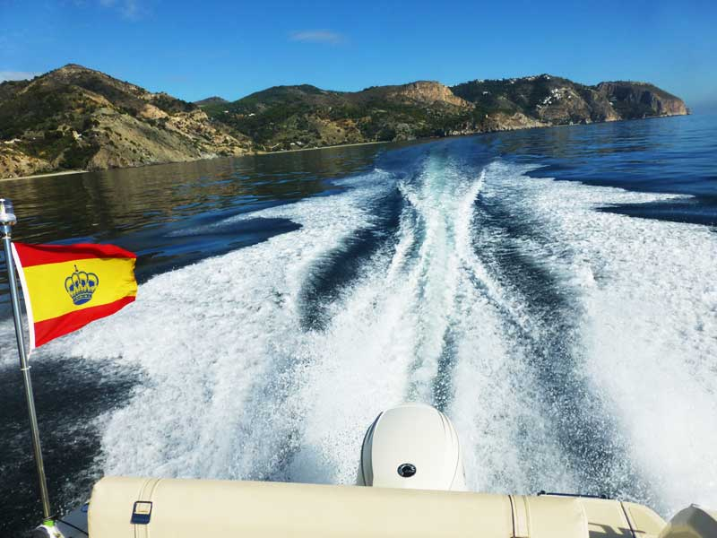 family day out boat trips tours costa del sol axarquia torre del mar nerja maro costaboattrips