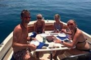 boat trips costa del sol boat tour family days with dolphins
