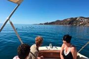 boat trips costa del sol boat tour sightseeing waterfalls